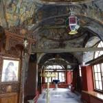 Росписи придела храма