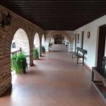 Балкон монастыря