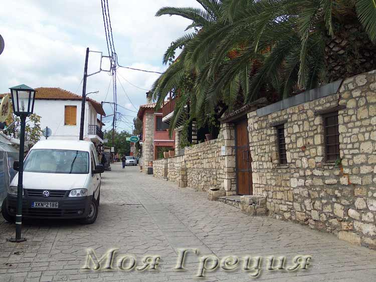 Улицы Афитоса