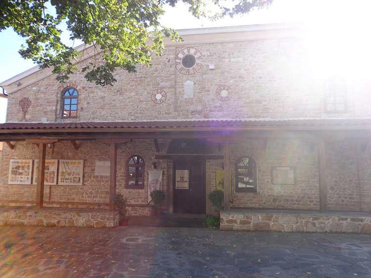 Храм Св.Стефана, Арнея