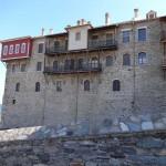 Паломничество на Святой Афон. Часть 3 — Иверский Монастырь