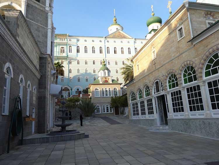 Русский монастырь Св. Пантелеймона