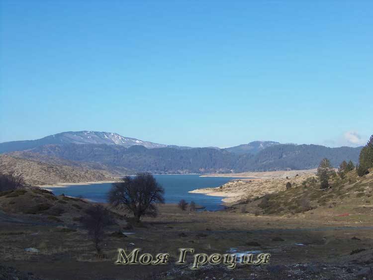 Озеро источников Аооса