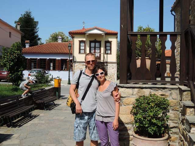 Экскурсия в Стагира