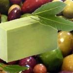 Как изготавливают греческое оливковое мыло