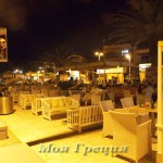 Вечер на набережной в Неа Муданья