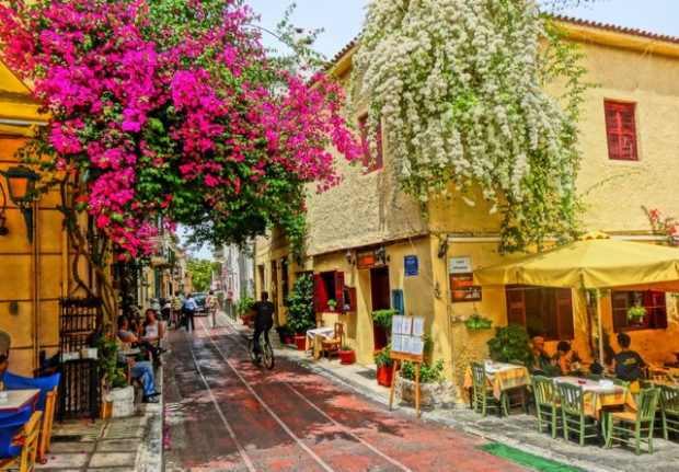 Афины, район Плака