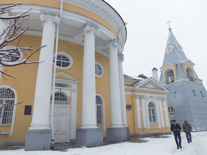 """Троицкая церковь """"Кулич и Пасха"""", Санкт-Петербург"""