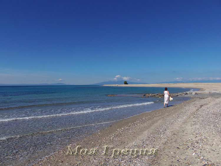 Бескрайние пляжи Посиди