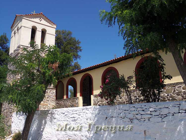 Храм Св. Стефана, Парфенонас