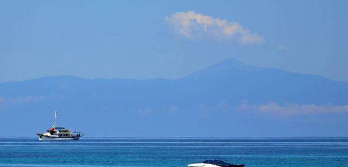 Вид на море, Сивири