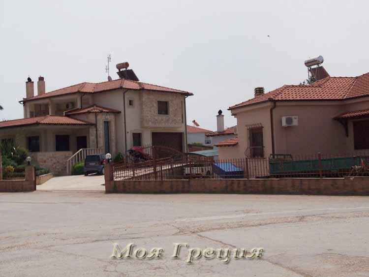 Дома в Агйос Мамасе