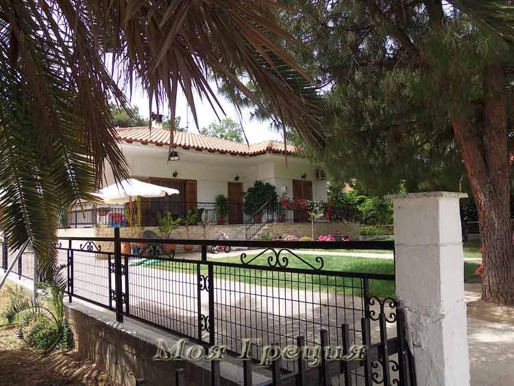Дом в Агиос Мамас