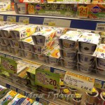 Цены на продукты в супермаркетах Греции