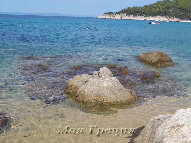 Лучшие пляжи Ситонии - Дестиника