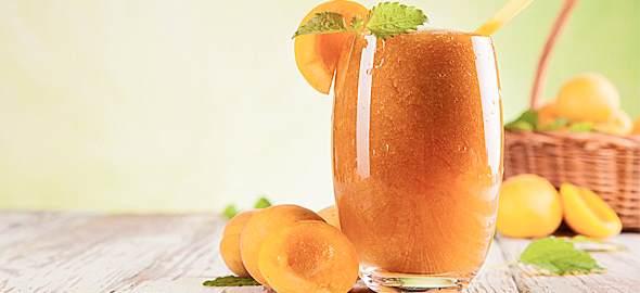 Летние рецепты из абрикос: Абрикосовая гранита