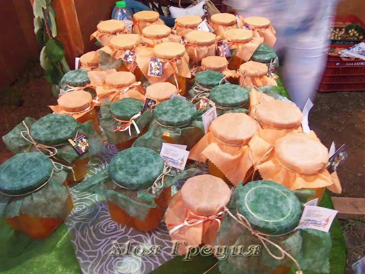 Аьрикосовое варенье и джем