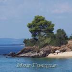 Лучшие пляжи Ситонии: Лагомандра