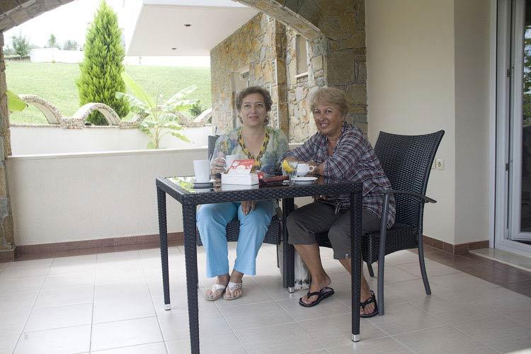 Ольга Андриюк и Елена Метелева