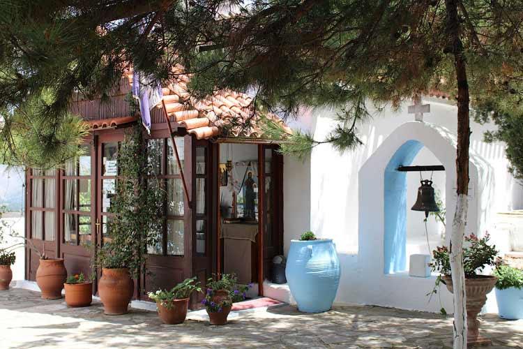 Монастырь Дискури, Крит