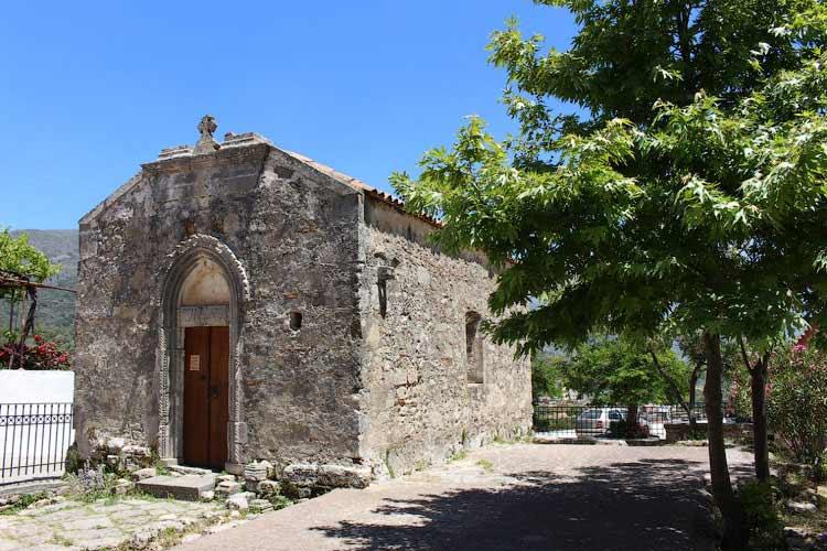 Храм Успения Богородицы, 13 век