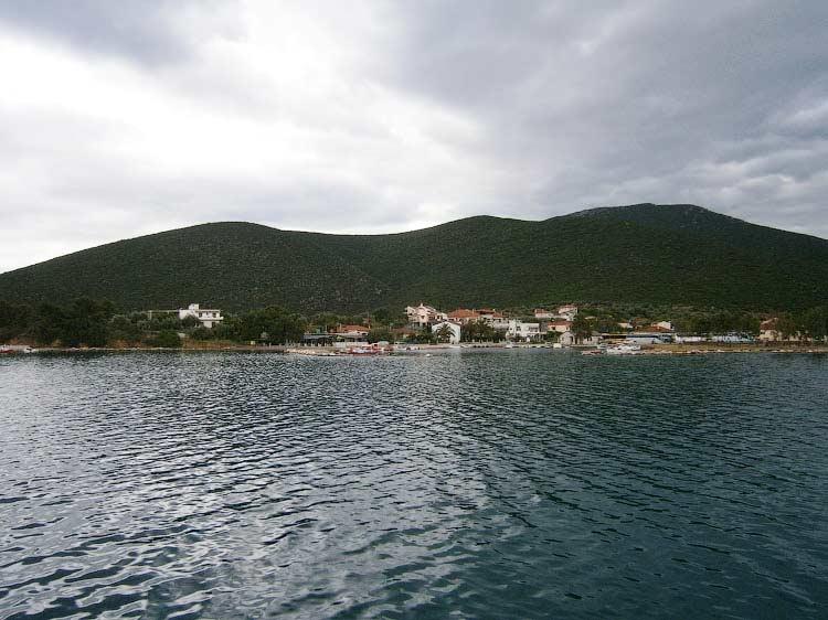 Остров Скиафос