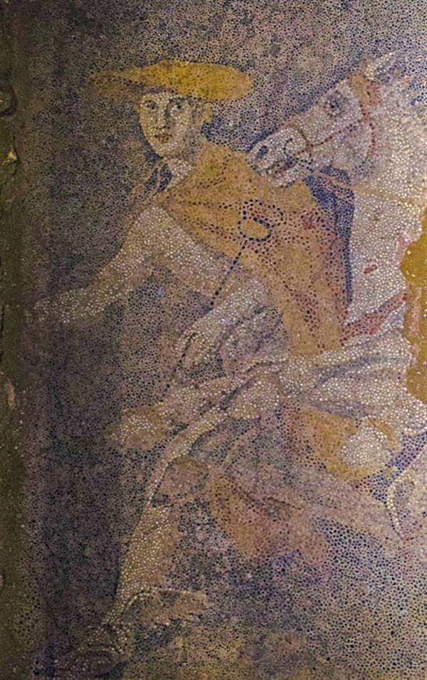 Гермес, Амфиполь