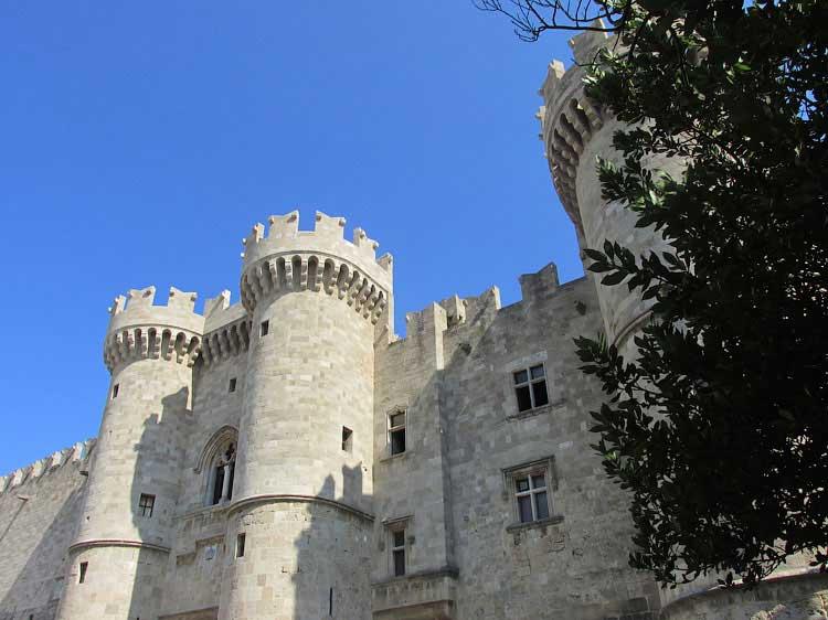 Дворец Великих Магистров