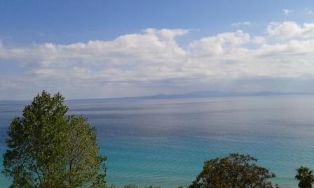 Море в Калифее