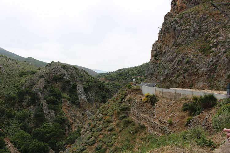 Топольское ущелье, Крит