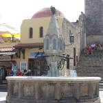 Старый Город Родоса — прогулка с Марией Романовой