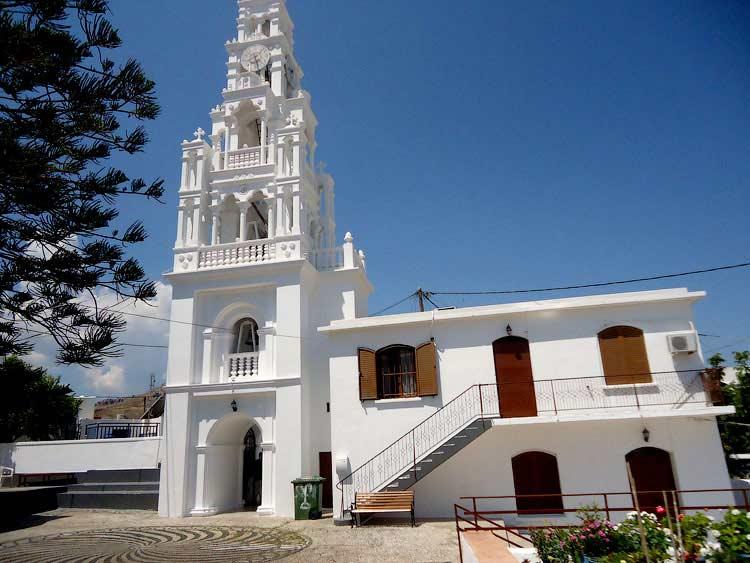 Резные церкви Родоса