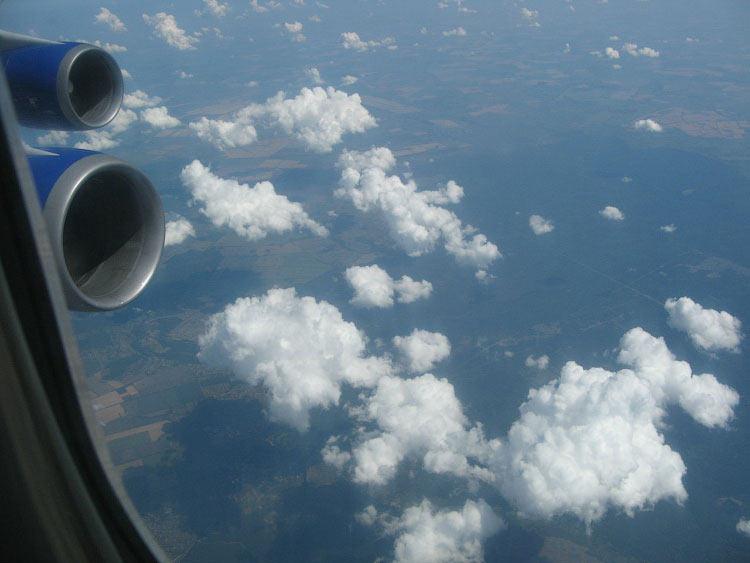 Полет на Родос
