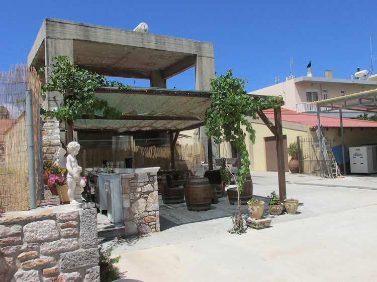 Винодельня, Родос