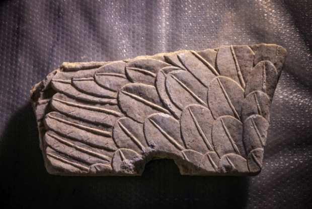 Обломки крыла сфинкса