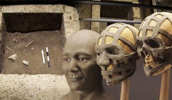 Амфиполь: как будет восстанавливаться облик умершего