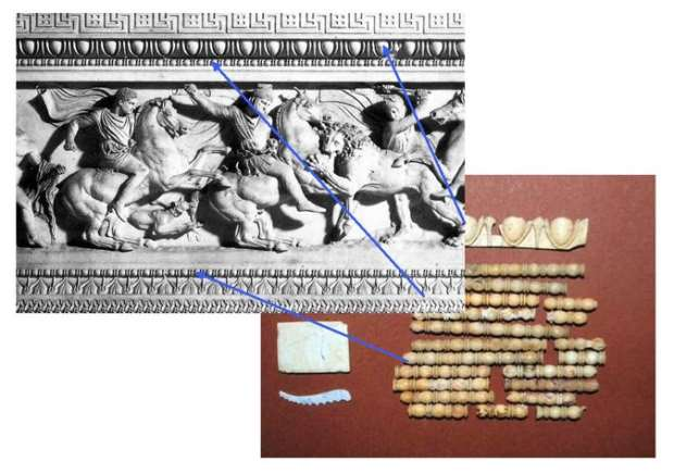 Амфиполь и саркофаг Александра