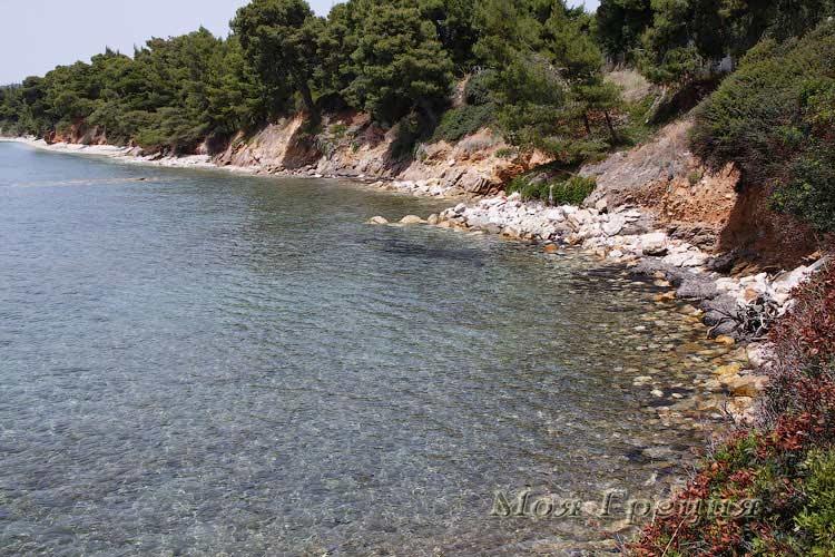 Берег моря, Лагомандра