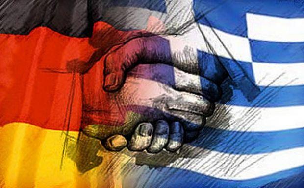 Гремания должна Греции контрибуцию