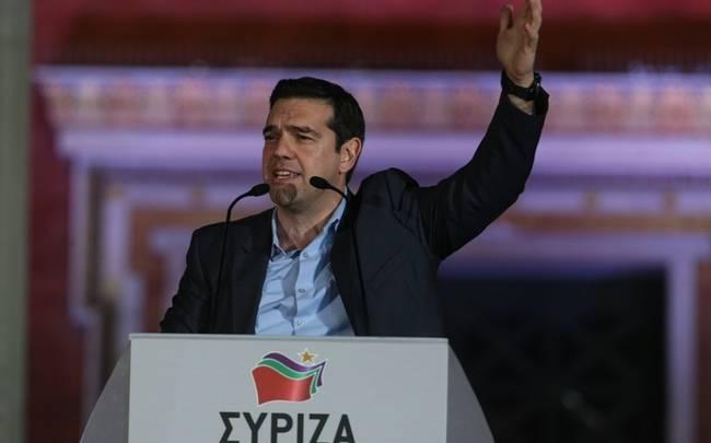 Выборы 2015 в Греции