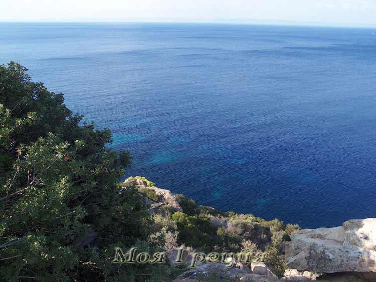 Вид на Торонейский залив