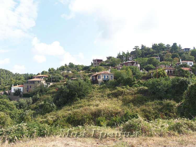 Деревня Парфенонас, Ситония