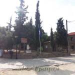 Развилка дорог в Парфенонасе