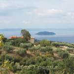 Вид на островок Келифос