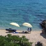 Пляж Лагомандра и его укромные уголки