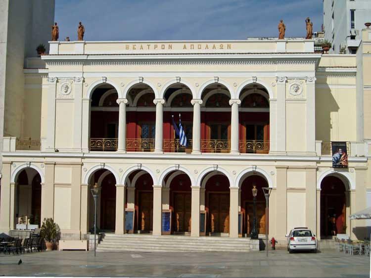 Театр Аполлон, Патры