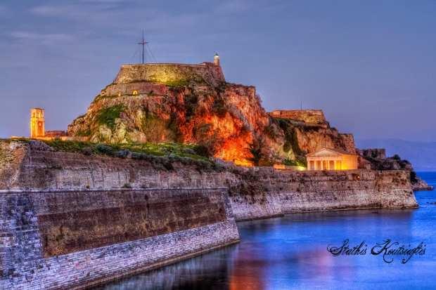 Крепость, Керкира