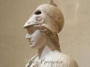 Бюст богини Афины