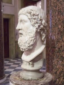 Голова Филоктета (участник Троянской войны и друг Одиссея)