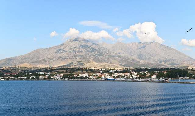 Остров Самофраки, Греция